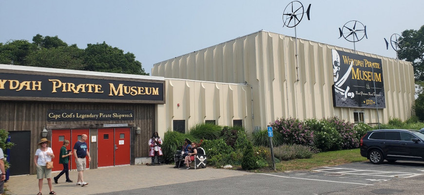 Wydah Pirate Museum picture
